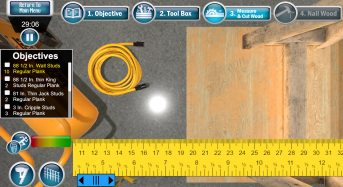 Cutting - Measuring Tape