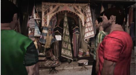 Men in Bazaar