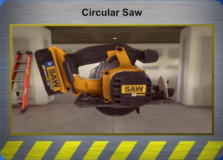 Tools - Circular Saw